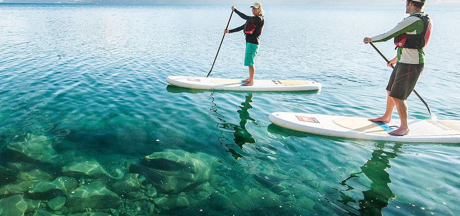 Neuseeland / Lake Hawea
