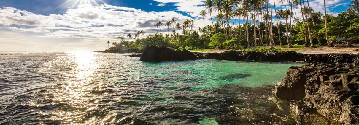 Weltreise Samoa