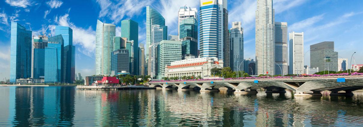 Weltreise Singapur